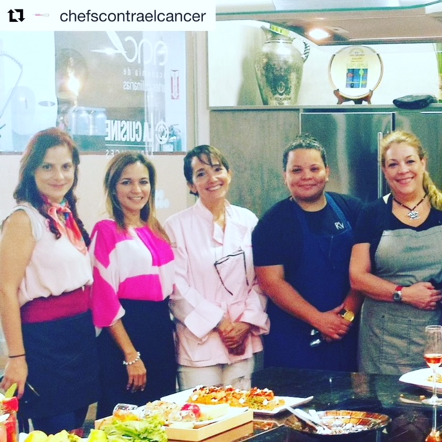 Chef Contra el Cáncer - Panama