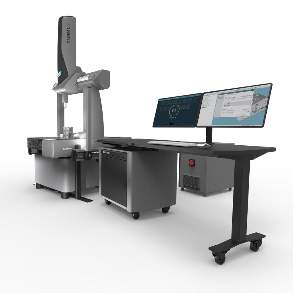 A Reimagined Workstation   HMI