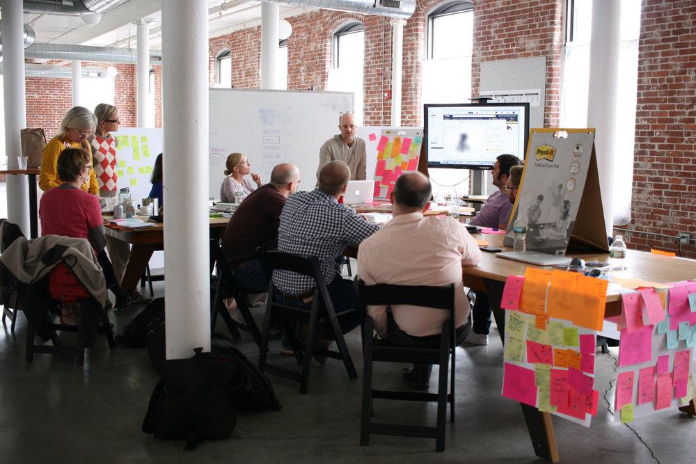 Workshops & Design Sprints Various