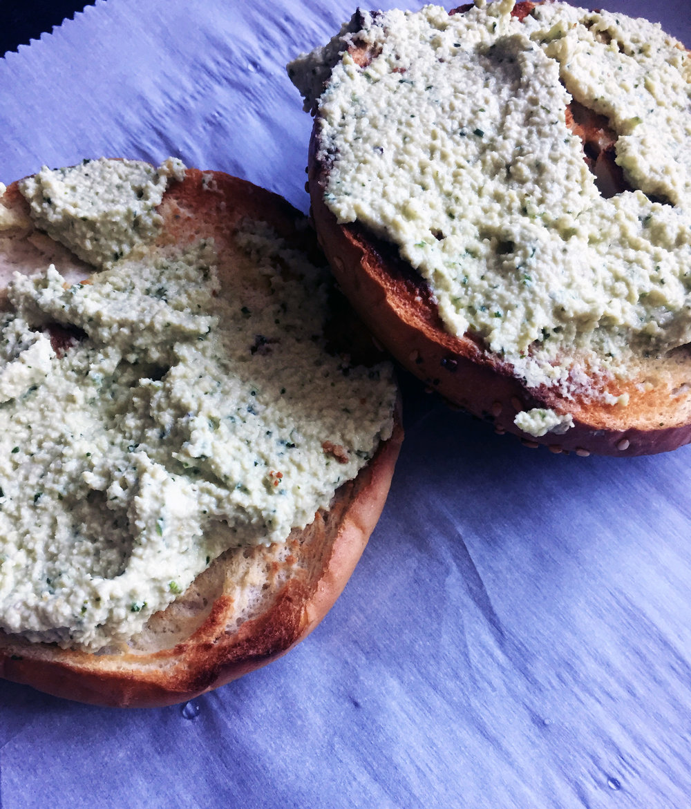 bagels with spread.jpg