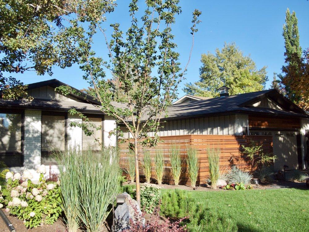 Exterior Design: Landscaping