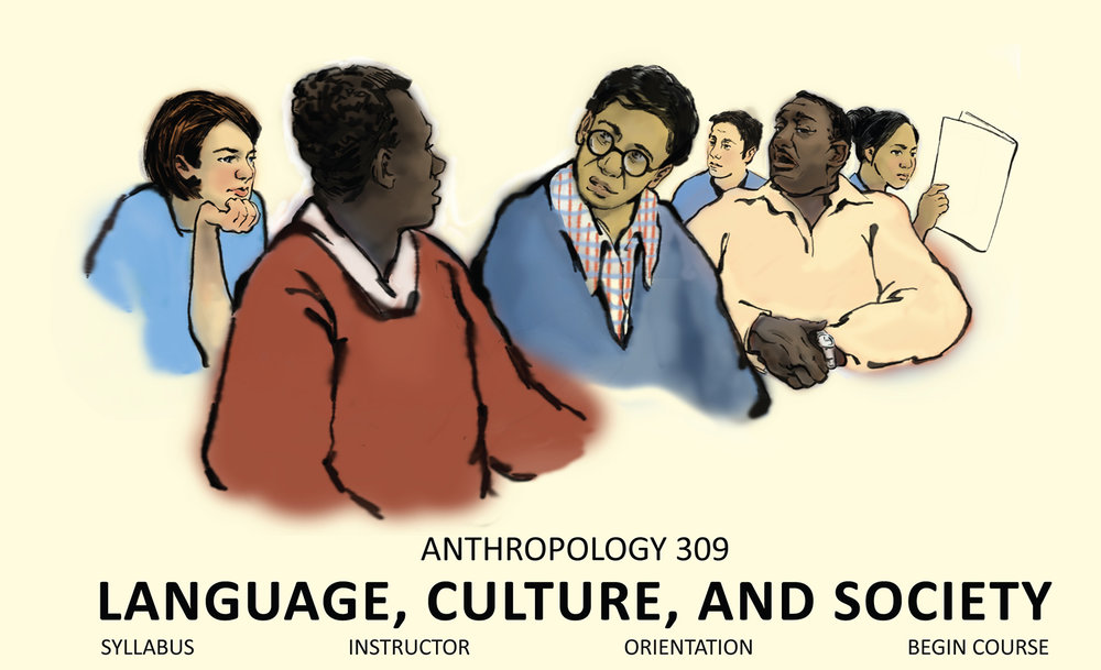 Final Splash Design for Anthropology 309, for BYU Independent Study