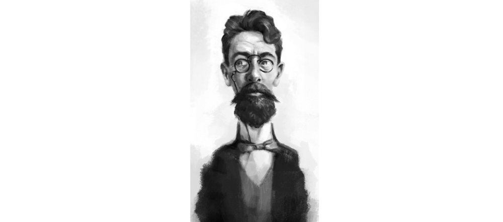 Anton Chekov, for BYU Independent Study