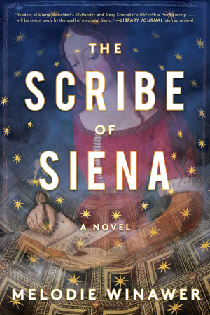 he scribe of siena by melodie winawer.png