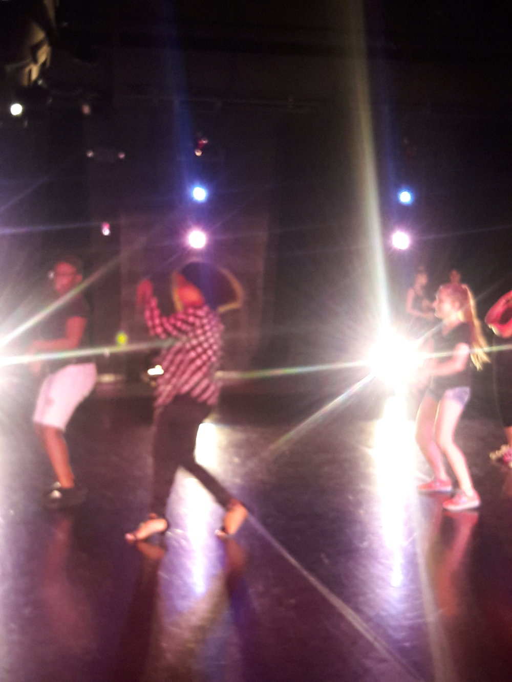 Hip Hop students perform a showstopping finale