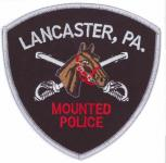 Lancaster Police Foundation Mounted Patrol