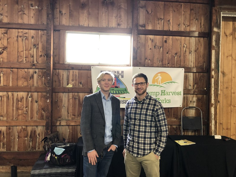 Ohio's First Annual Industrial Hemp Farm Summit (11/18)