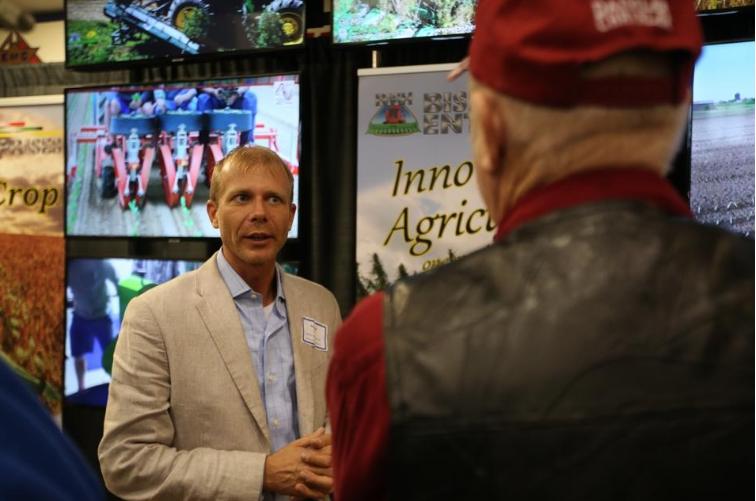 Planting the seed: Kansas Hemp Symposium readies farmers for state research program (2/19)