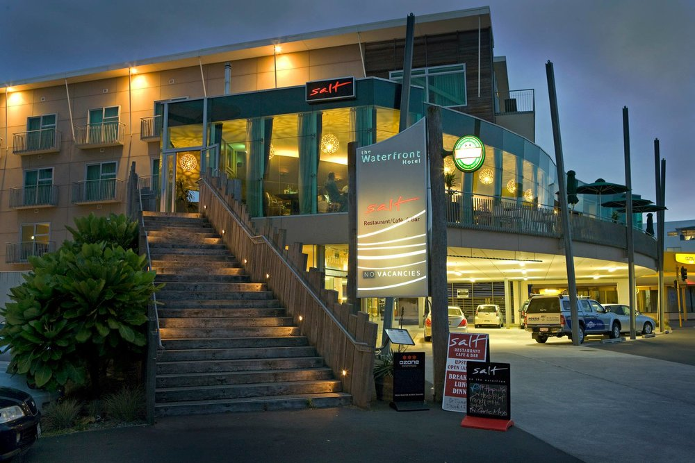 SALT RESTAURANT, THE WATERFRONT - New Plymouth