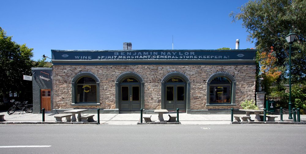 OLIVERS RESTAURANT - Clyde, Otago