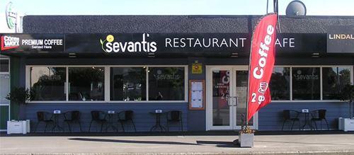 SEVANTIS CAFE - Christchurch