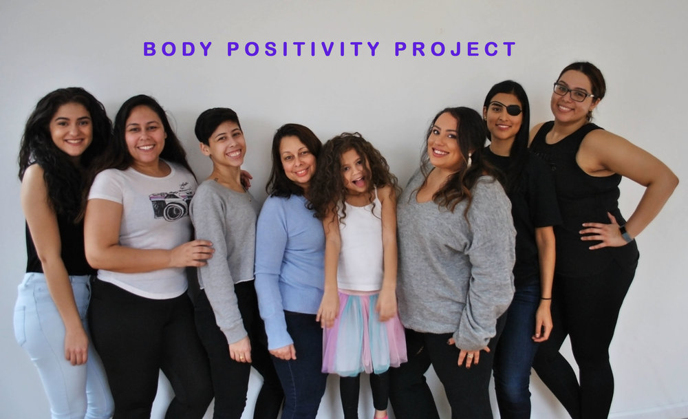 Positivity Project 2018 -