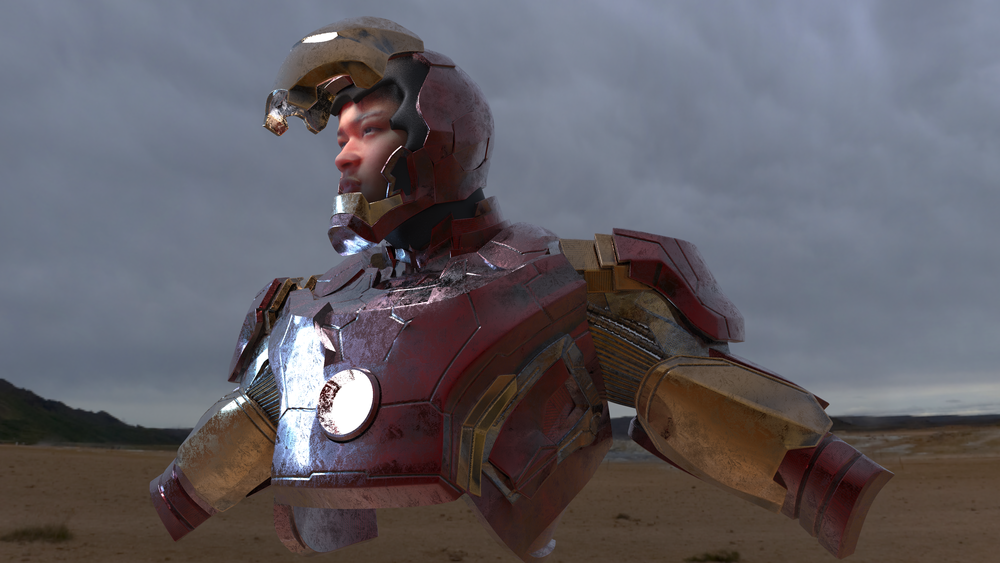 Ironman Composite Render