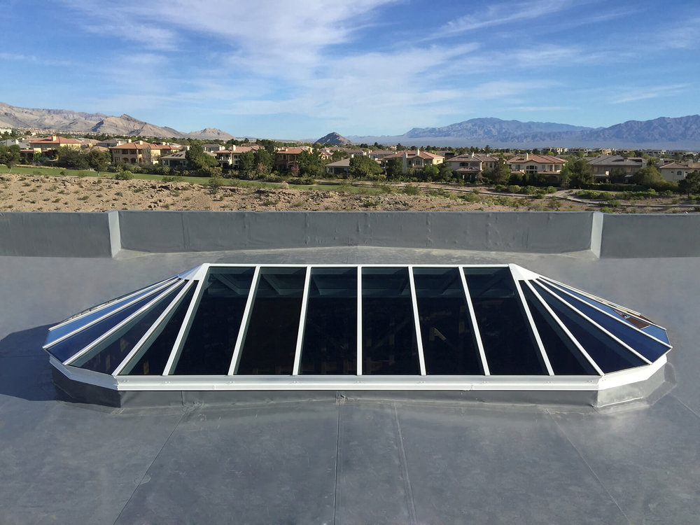 Custom Skylights for Commercial & Residential Projects