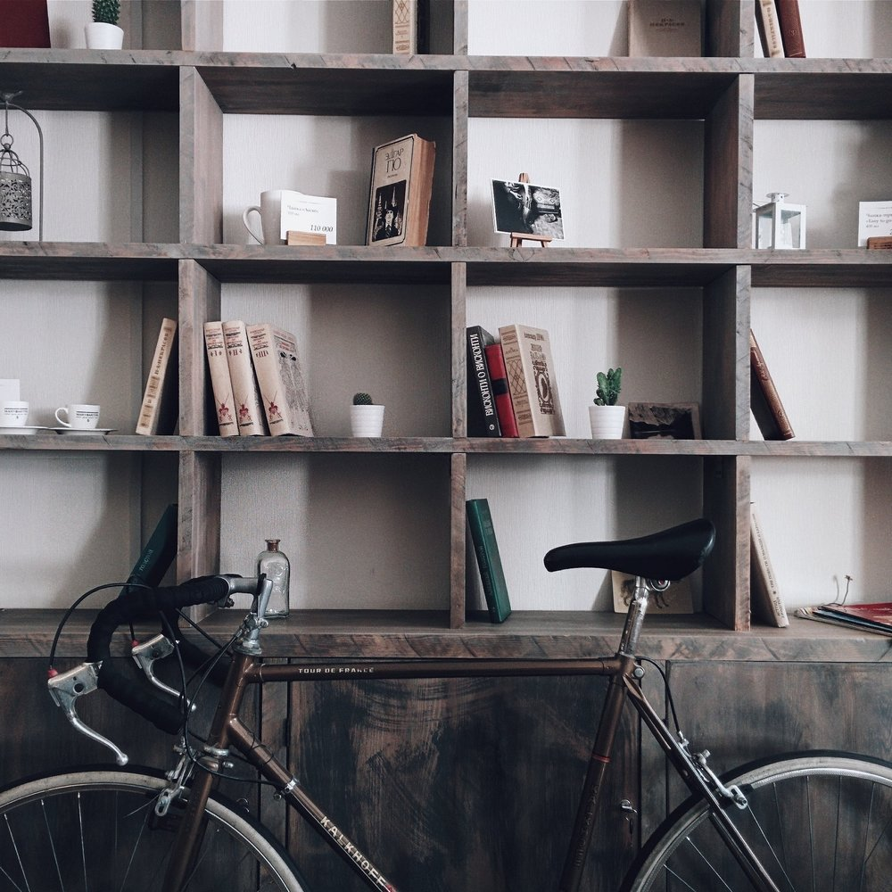Clean up your bookshelf