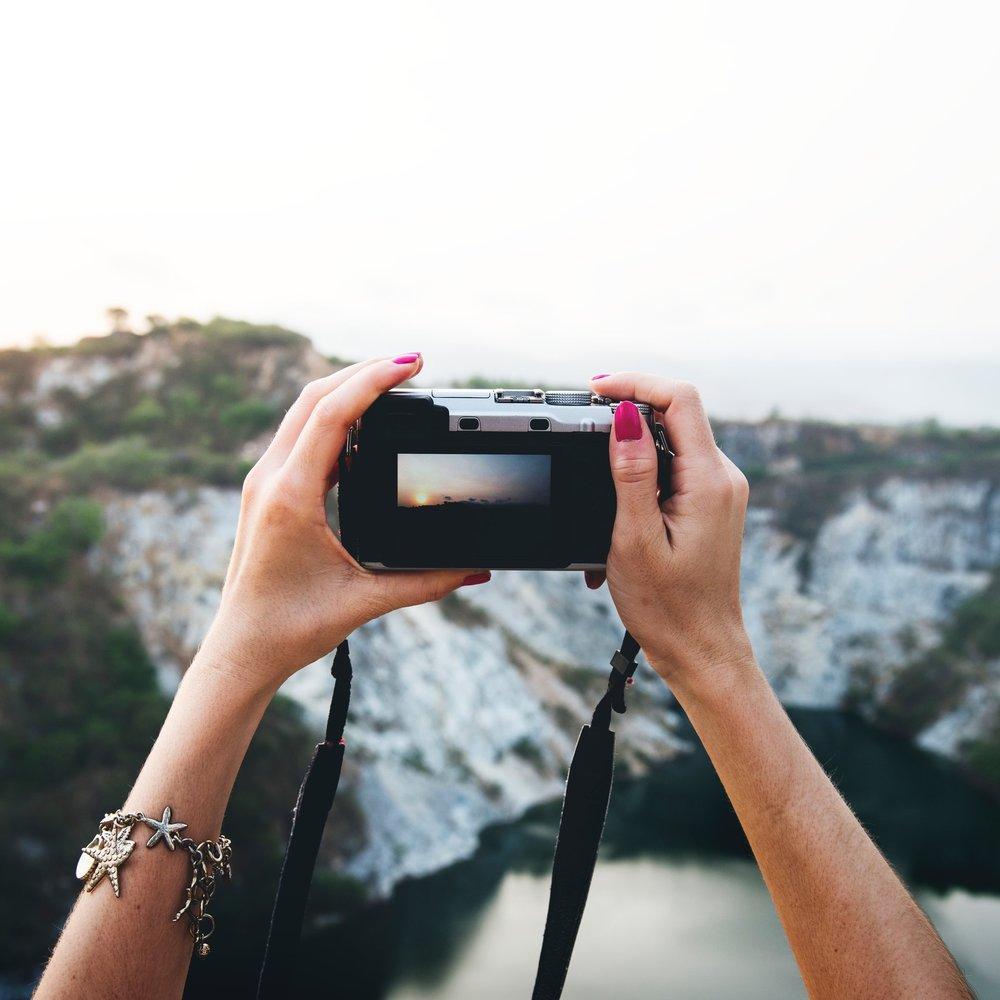 Organize your travel photos