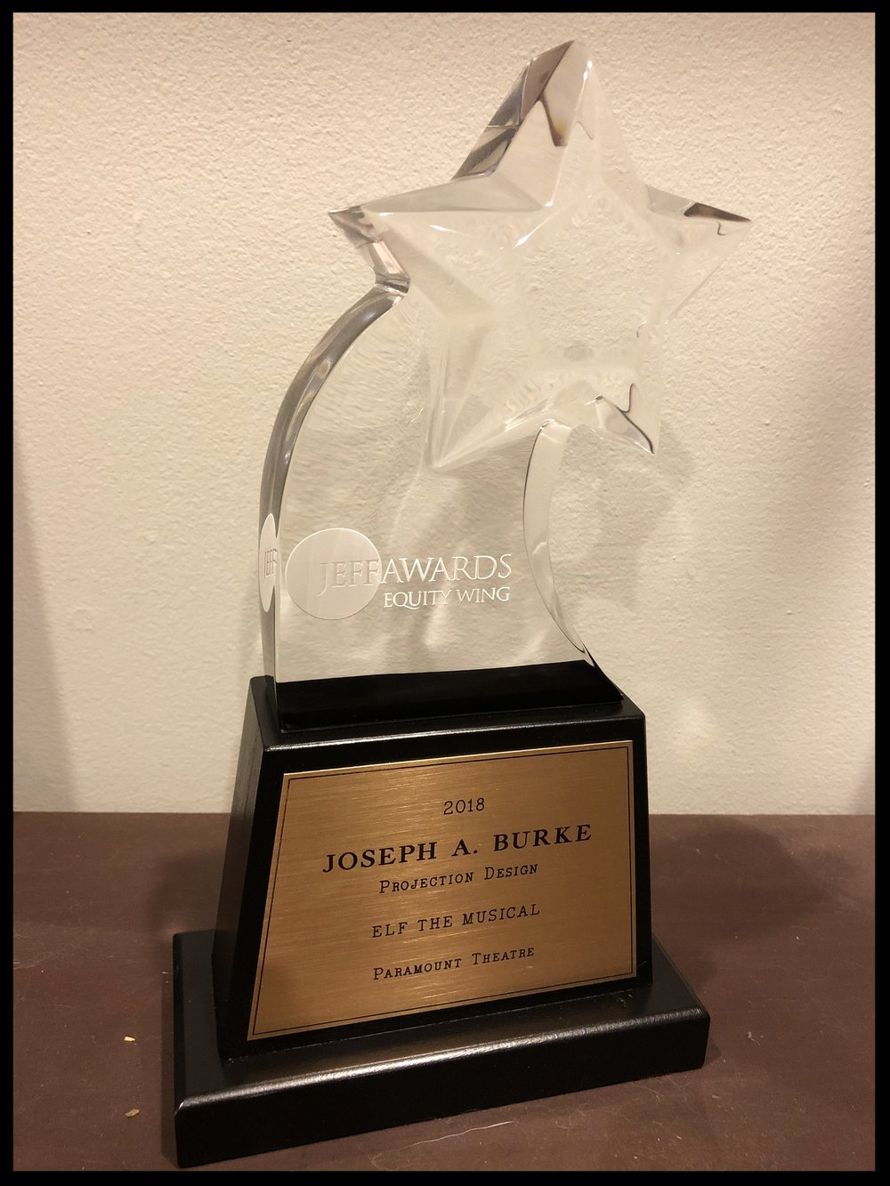 Jeff Awards_Projection Design_Joseph A Burke_Joe Burke.JPG