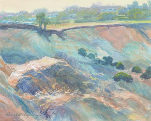 Cliffs & Sea At Pt Vincente.jpg