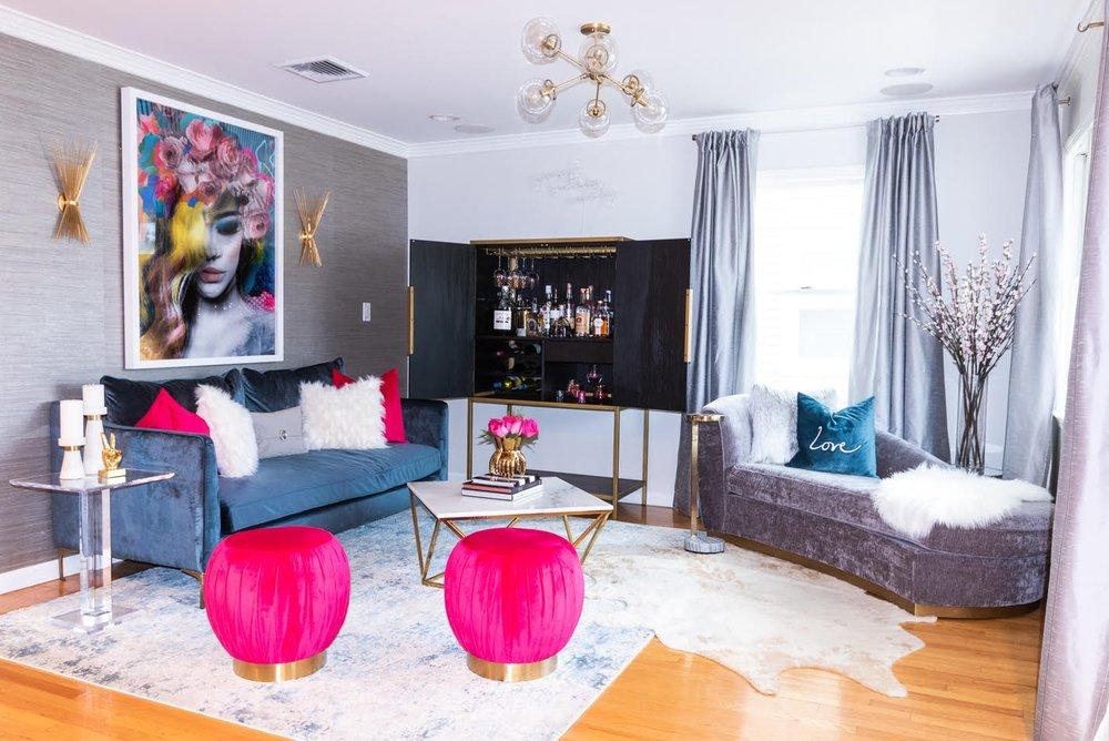 Full Room Makeover
