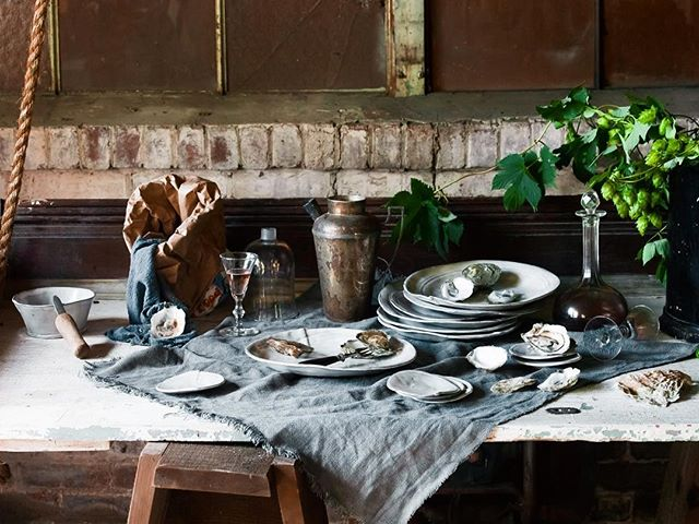 We finished the website of @furbelow_and_bibelot ceramics just in time for lavish holiday dinners, warm hearty stews and cups of hot tea. The site wouldn't be complete without the lifestyle photography of @maisonbergogne. Couldn't be any more pleased to work with an incredibly talented group of women. #bonappetit