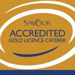 Darren Taylor Accredited Gold Licence Caterer