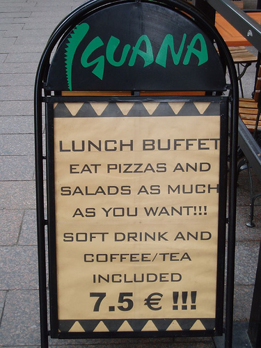 Buffet Board