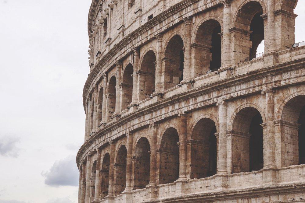 FAITH OF A CENTURION -