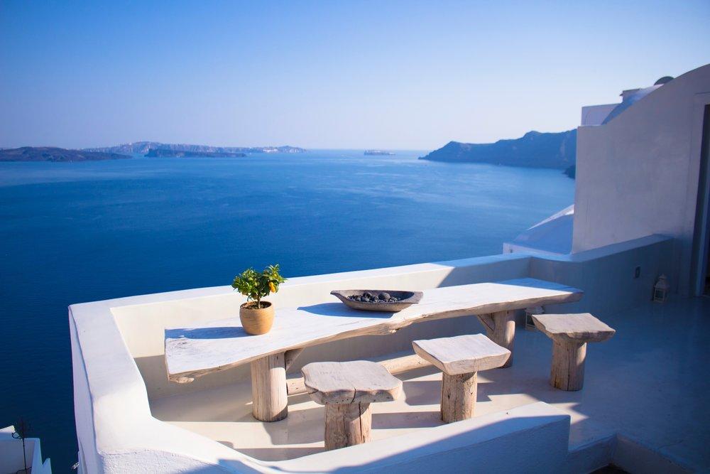 GREEK SUMMER + FAMILY DAY