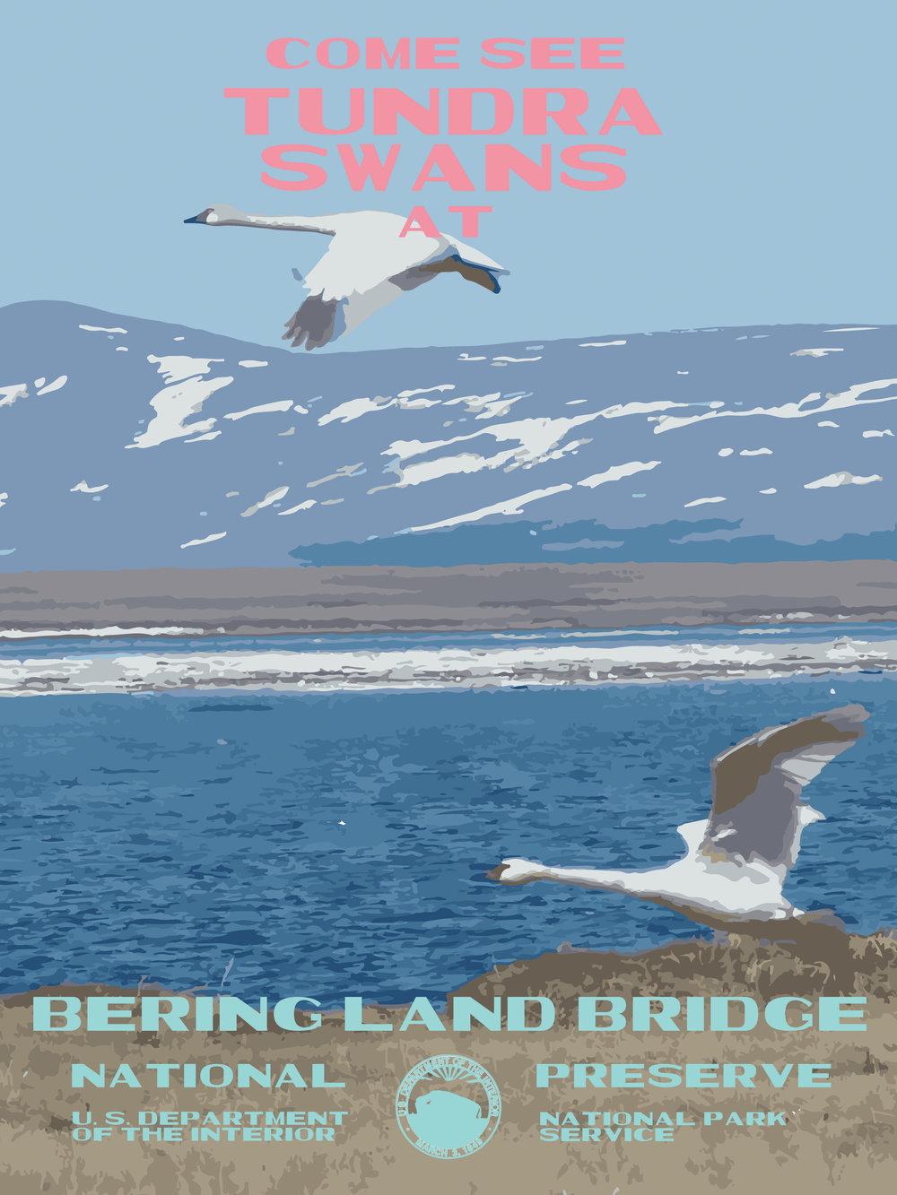BERING LAND BRIDGE MEDIA