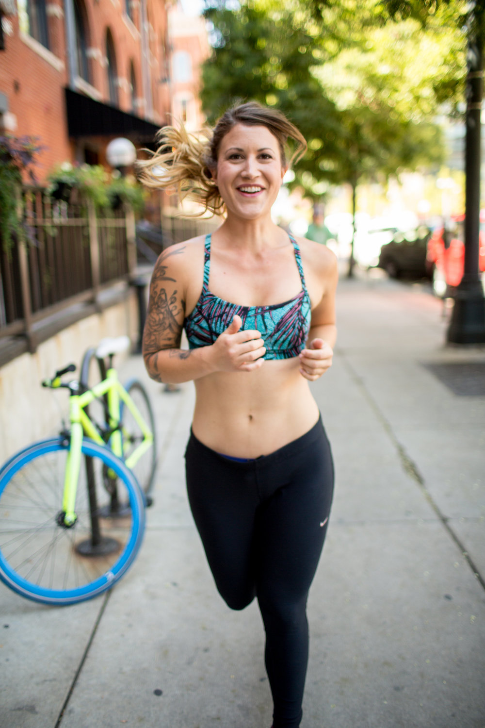 "Desirae   DesiRae began taking classes at BBP in 2012 and her view of having a vibrant body forever changed. Through her love of health, fitness and nutrition, BBP gave her just what she didn't know she was looking for to create a STRONG body, while having fun.   ""The more you take care of your mind, body and soul, the more it will take care of you.""   Experience: • Strength and Functional Training Certified, Beast Mode Athletics 2016 • CPR/AED/First Aid Certified • Certified Yoga Instructor  Education: • Metropolitan State University of Denver, BA in Psychology and Behavioral Science with Sports Nutrition and Integrative Health Care Minors • Certified Holistic Health and Wellness Coach, Health Coach Institute"