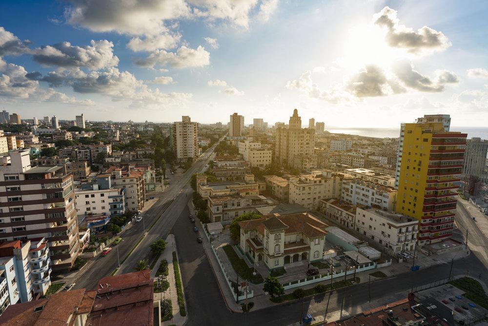 Airbnb Penthouse in Havana, Cuba