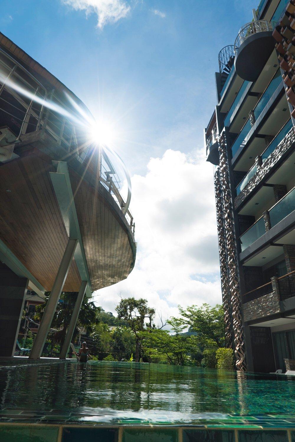 Phuket, Thailand Airbnb Pool