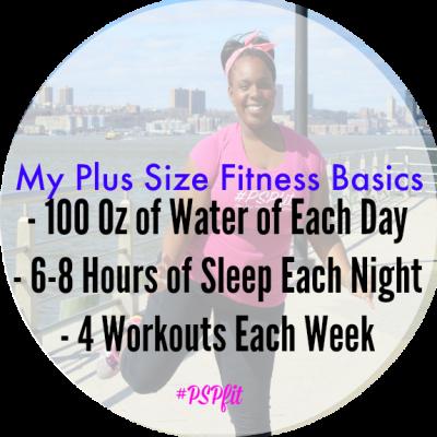 My Plus Size Fitness Basics