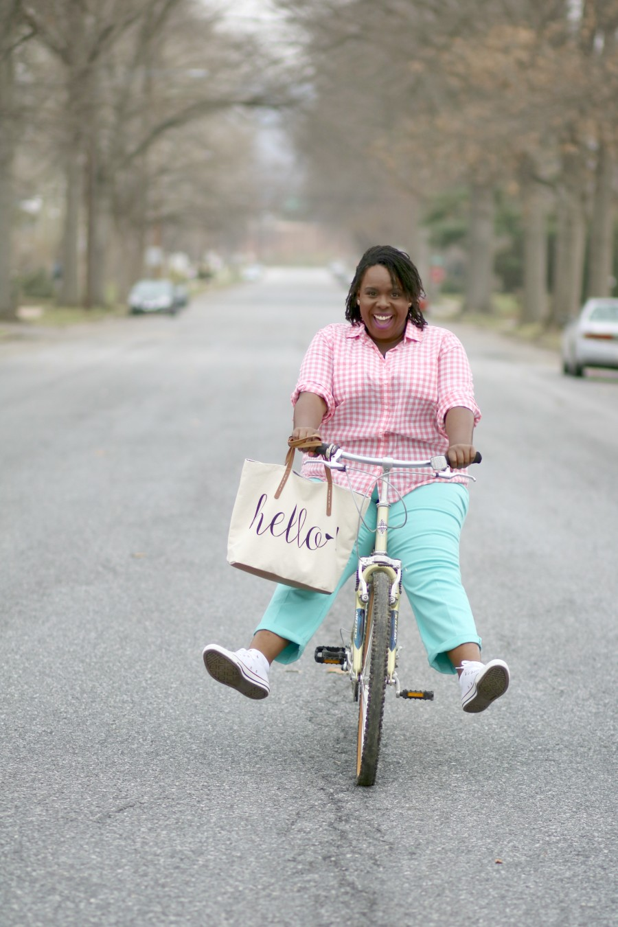 Kohl's Bicycle March 2016
