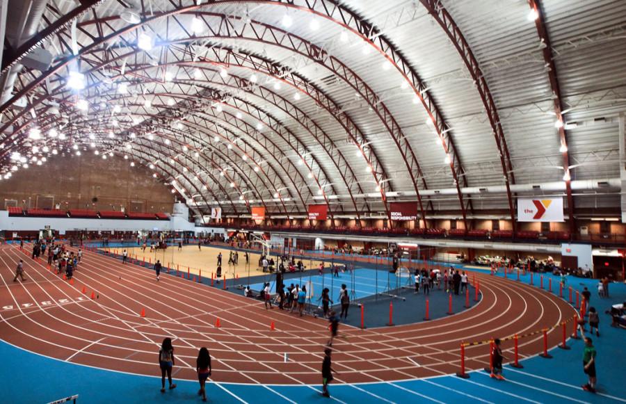 YMCA Indoor Track