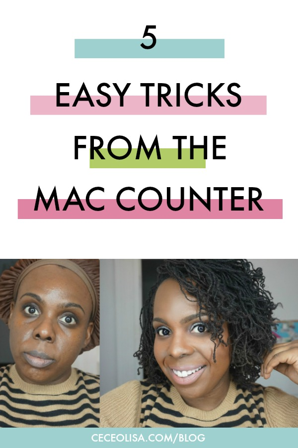FIVE EASY TRICKS FROM THE MAC COUNTER.jpg