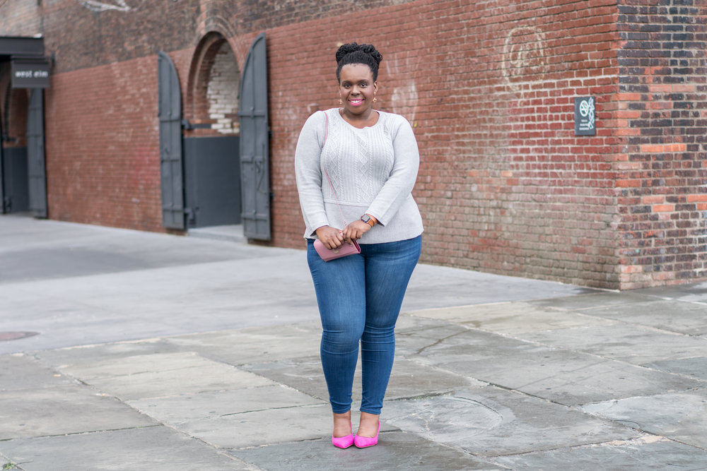 The Best Plus Size Jeans Tall