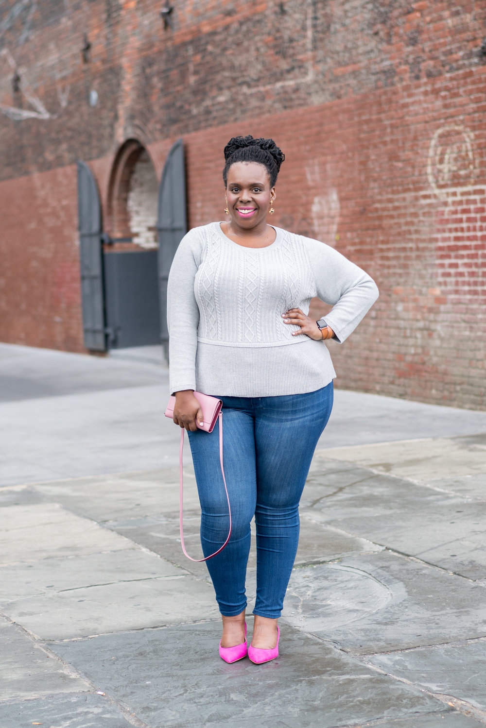 Plus Size Jeans Tall ceceolisa.com
