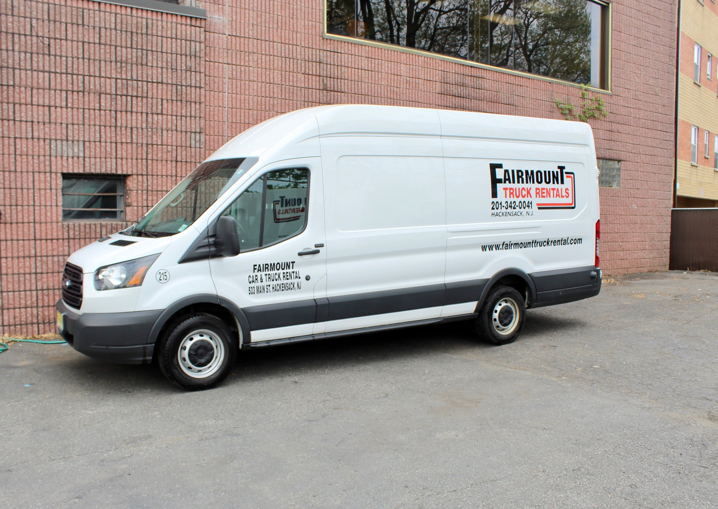 Truck Rental Nj >> Cargo Vans Fairmount Car Truck Rental