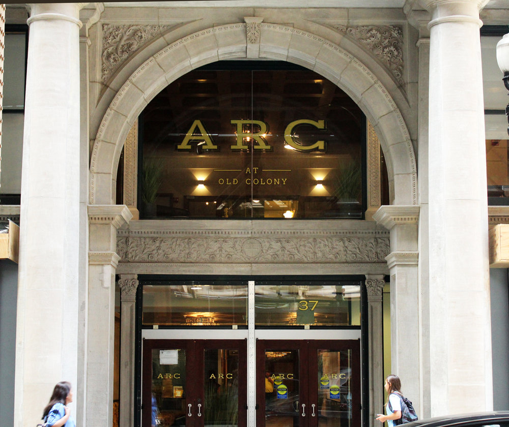 ARC Old Colony bBuilding
