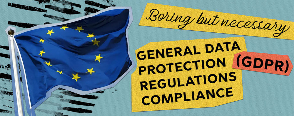 Ethical Clothing Company GDPR Compliance