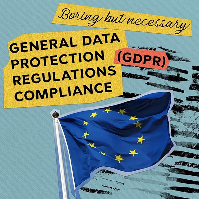There's been a lot of hullabaloo about GDPR and it's something small businesses outside the EU should take their time to consider. Read about it and find helpful resources on how to ensure you're compliant — note, if you have customers in the EU, then this applies to you.  #GDPR #smallbusinessowner #smallbusinesses #ethicalbusiness #smallbusinesstips #smallbusinesssupport