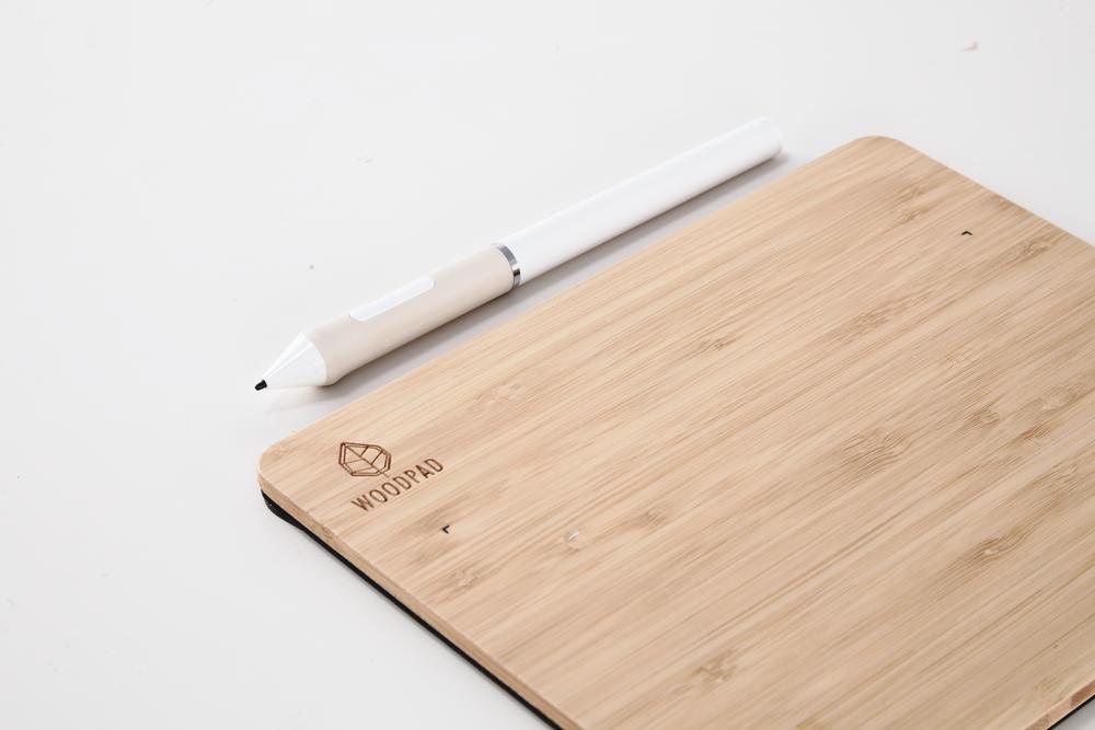 WoodPad Palette 7