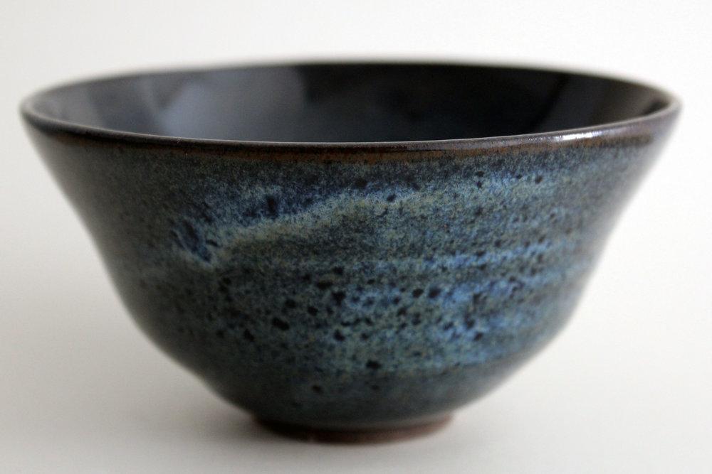 Stoneware, 2 x 4.5 inches, 2016