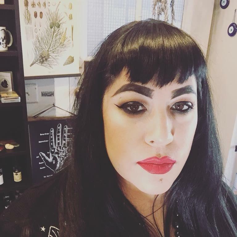 Loretta Ledesma / founder of mile high conjure gala -