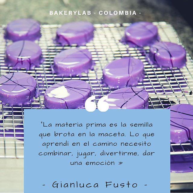 Parte de lo que vimos en nuestro primer curso con el chef @gianlucafusto en Bogotá #colombia #tart #dessert #pastry