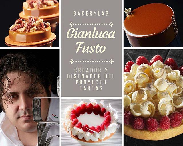@gianlucafusto Disenador escritor del proyecto tartas y ahora proyecto mono estará en Bogotá #tart #tartas #pastrys