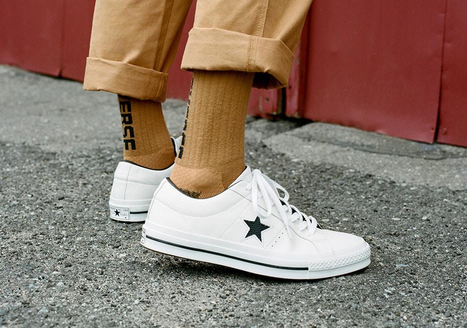 converse one star 2017