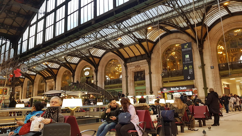 And then it was off to the Gare du Lyon before 7pm to catch a Thello overnight train from Paris to Milan for the next leg of our journey.  Au Revoir Paris! I can definitely see why people across generations have gushed over your charms.