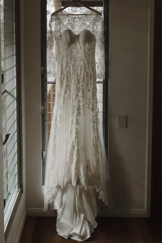 Wedding Dress Sunshine Coast